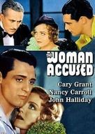 The Woman Accused - British Movie Cover (xs thumbnail)