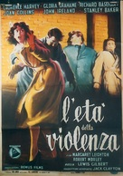 The Good Die Young - Italian Movie Poster (xs thumbnail)