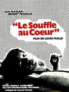 Le souffle au coeur - French Movie Poster (xs thumbnail)