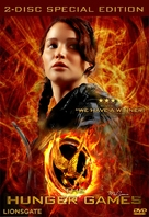 The Hunger Games - Movie Cover (xs thumbnail)
