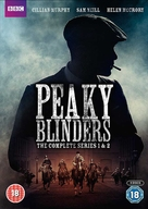 """Peaky Blinders"" - British DVD movie cover (xs thumbnail)"