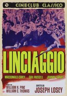 The Lawless - Italian DVD cover (xs thumbnail)