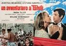 Tendre voyou - Italian poster (xs thumbnail)