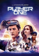 Ready Player One - Polish DVD movie cover (xs thumbnail)