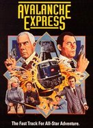 Avalanche Express - Movie Poster (xs thumbnail)