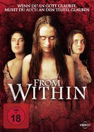 From Within - German Movie Cover (xs thumbnail)