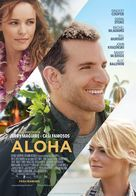 Aloha - Spanish Movie Poster (xs thumbnail)