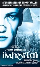 Immortel (ad vitam) - German poster (xs thumbnail)