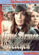 Eine Armee Gretchen - Swiss DVD cover (xs thumbnail)