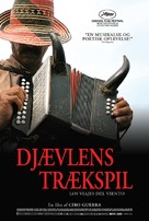 Los viajes del viento - Danish Movie Poster (xs thumbnail)