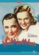 Mad About Music - DVD cover (xs thumbnail)