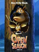 Open Season - Teaser movie poster (xs thumbnail)