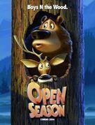 Open Season - Teaser poster (xs thumbnail)