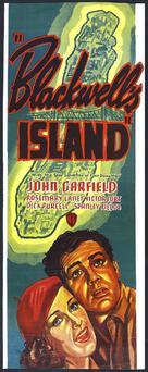 Blackwell's Island - Australian Movie Poster (xs thumbnail)
