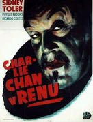 Charlie Chan in Reno - Czech Movie Poster (xs thumbnail)