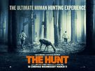 The Hunt - British Movie Poster (xs thumbnail)