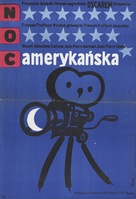 La nuit américaine - Polish Movie Poster (xs thumbnail)