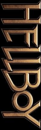 Hellboy - Logo (xs thumbnail)