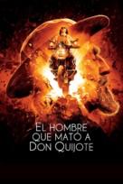 The Man Who Killed Don Quixote - Spanish Movie Cover (xs thumbnail)