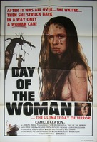 Day of the Woman - Movie Poster (xs thumbnail)