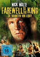 Farewell to the King - German Movie Cover (xs thumbnail)