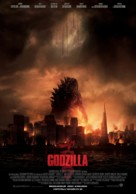 Godzilla - Spanish Movie Poster (xs thumbnail)