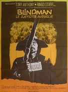 Blindman - French Movie Poster (xs thumbnail)