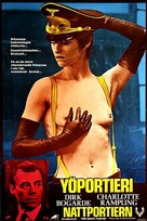 Il portiere di notte - Finnish Movie Poster (xs thumbnail)