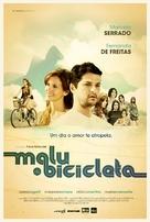 Malu de Bicicleta - Brazilian Movie Poster (xs thumbnail)