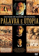 Palavra e Utopia - Portuguese DVD cover (xs thumbnail)