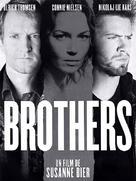 Brødre - French DVD cover (xs thumbnail)