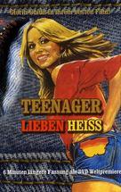 Blue Jeans - German DVD cover (xs thumbnail)