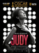 Judy - French Movie Poster (xs thumbnail)