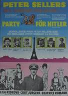 Soft Beds, Hard Battles - Swedish Movie Poster (xs thumbnail)