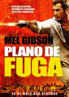 Get the Gringo - Brazilian Movie Poster (xs thumbnail)