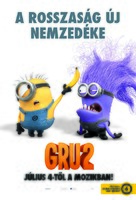 Despicable Me 2 - Hungarian Movie Poster (xs thumbnail)