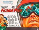 Grand Prix - British Movie Poster (xs thumbnail)