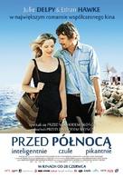 Before Midnight - Polish Movie Poster (xs thumbnail)