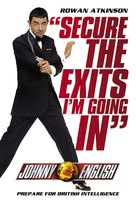 Johnny English - Teaser poster (xs thumbnail)