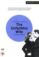 La femme infidèle - British Movie Cover (xs thumbnail)