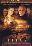 Titus - Spanish Movie Poster (xs thumbnail)