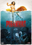 Piranha - French DVD movie cover (xs thumbnail)