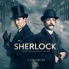 """Sherlock"" - British Movie Poster (xs thumbnail)"