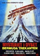 The Bermuda Triangle - Danish Movie Poster (xs thumbnail)