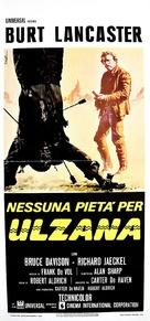 Ulzana's Raid - Italian Movie Poster (xs thumbnail)