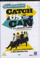 Catch Us If You Can - British Movie Cover (xs thumbnail)