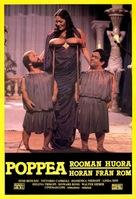 Poppea... una prostituta al servizio dell'impero - Finnish Movie Poster (xs thumbnail)