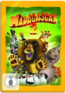 Madagascar: Escape 2 Africa - German Movie Cover (xs thumbnail)