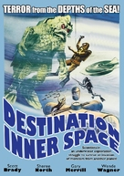 Destination Inner Space - DVD cover (xs thumbnail)