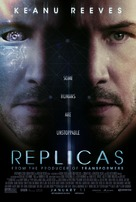 Replicas - Movie Poster (xs thumbnail)